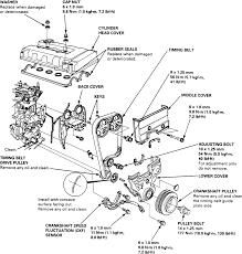 nissan altima 2005 crankshaft sensor repair guides engine mechanical timing belt and sprockets