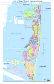 Palm Island Florida Map by Map Of Miami Beach World Map Photos And Images