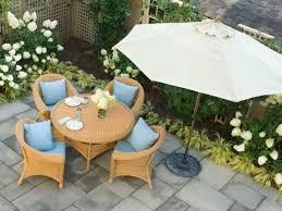 Backyard Cement Patio Ideas by Concrete Patio Decorative Small Backyard Patios Get Design Ideas