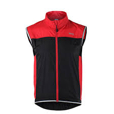 red cycling jacket online buy wholesale arsuxeo cycling sleeveless jackets from china