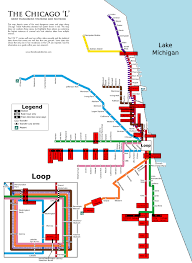 Public Transit Chicago Map by Top 10 Tips On Photographing The Chicago U0027l U0027