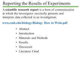 How to write lab report introduction chiropractic     Example of a Good Lab Report Introduction