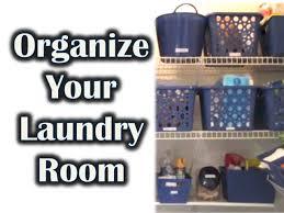 cheap laundry room organization dollar tree youtube