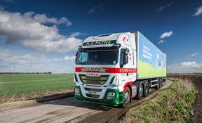iveco stralis demonstrator secures conquest order from he payne