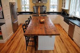 kitchen island u0026 carts amazing stylish oak wooden countertop
