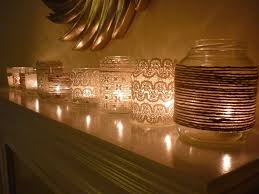 Living Lighting Home Decor Cheap Decorating Ideas For Your Home Fireplace Mantles Mantle