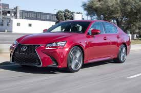 lexus gs mark x 2017 lexus gs 350 f sport first test review