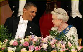 President Obama: Buckingham Banquet with Michelle! | Barack Obama