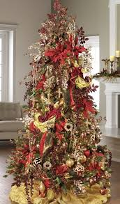 Sears Artificial Christmas Trees Unlit by 73 Best Christmas In Burgundy Images On Pinterest Christmas