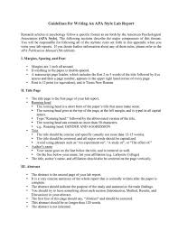 research paper introduction example apa Example Resume And Cover Letter   ipnodns ru