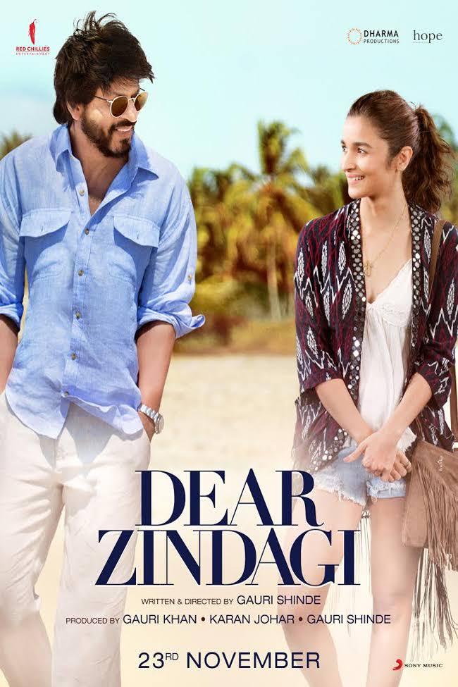 Dear Zindagi Full Movie Download HD DVDRip Free