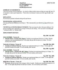 Sample Of Work Resume by Sample Internship Resumes Resume Examples For Students Law Student