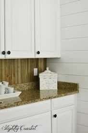 Kitchen Cabinets Thermofoil How To Paint Thermofoil Cabinets Slightly Coastal