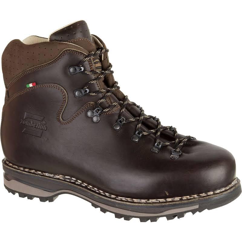 Zamberlan Latemar NW Hiking Boots Waxed Dark Brown Medium 12 1023WBM-Medium-12