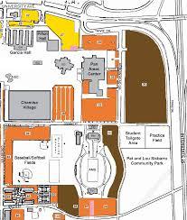 Unm Map Parking For Pan Am Center U0026 Aggie Memorial Stadium Pan American