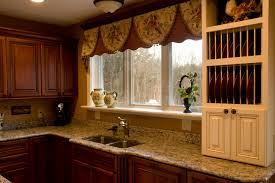 fanciful granite counter kitchen curtains plus kitchen curtains