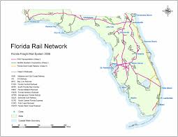 Arcadia Florida Map by Florida Railroads Map My Blog