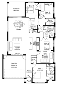 Floor Plans For One Level Homes by 171 Best Home Ideas Images On Pinterest House Floor Plans Dream