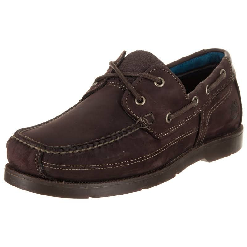 Timberland Piper Cove Boat Shoe Chocolate Chamois 10.5 TB0A1G8CD47-105M