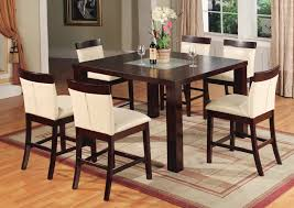 delightful decoration counter height dining room tables wondrous