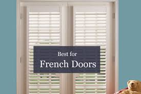 best window treatments for french doors ndb blog