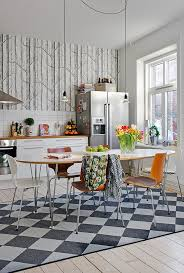 Wallpaper In Kitchen Ideas 82 Best Ideas Cocina Images On Pinterest Architecture Live And Home