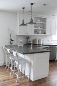Interior Decoration Of Kitchen Best 25 White Shaker Kitchen Cabinets Ideas On Pinterest Shaker