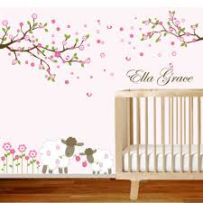 Bedroom Wall Decals Trees Nursery Wall Decals Tree Nursery Wall Decals For Baby Boy U0027s