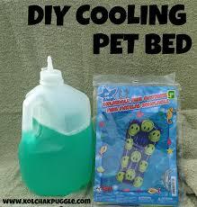 diy cooling dog bed pet beds wordpress and dog