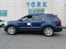 Ford Explorer Roof Rack - ford explorer in saugus ma york ford inc