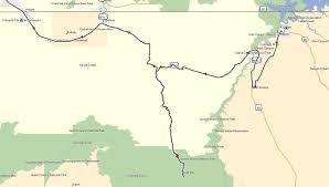 Lake Powell Map Maps Don Moe U0027s Travel Website