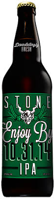 Stone Enjoy By IPA Series   Stone Brewing Stone Enjoy By IPA Series
