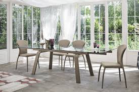 Glass Rectangle Dining Table Contemporary Dining Table Glass Tempered Glass Rectangular