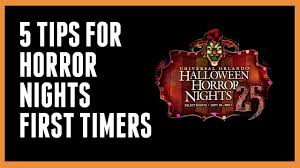 what are the hours for halloween horror nights orlando guy shares his tips for first timers at halloween horror nights 25