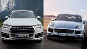 Porsche Cayenne Towing Capacity - new porsche cayenne diesel vs audi q7 u2013 super car