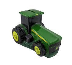 John Deere Kids Room Decor by Amazon Com John Deere Tractor Bank Toys U0026 Games