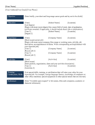 Best Resume Job by Smartness Ideas Pictures Of Resumes 2 Best Resume Examples For