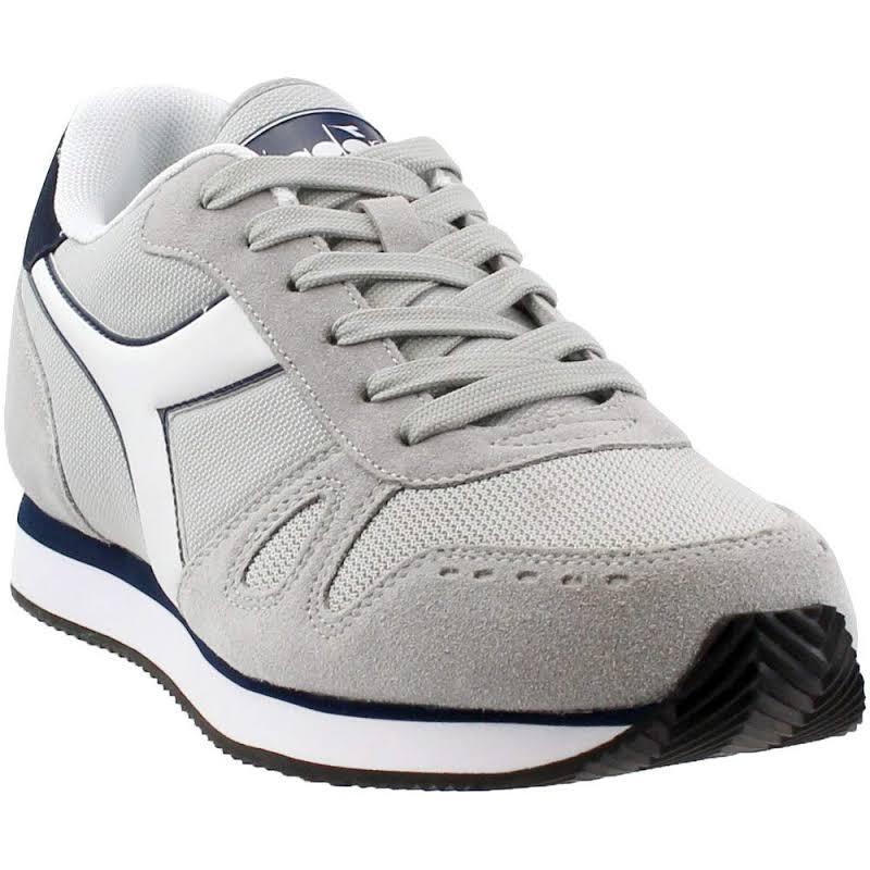 Diadora Simple Run Running Shoes Blue- Mens