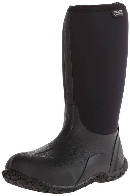 Bogs Classic Solid No Handles Black Medium 6 52063-001-M-