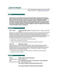 resume sample teacher a gif happytom co