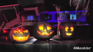 halloween pathway lights halloween shaking monster u0026 lights outdoor collection 150