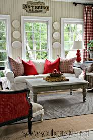 1000 images about home decor on pinterest sarah richardson my favorite accent color will always be red regardless of style i never let fads or trends dictate my design i design with what i like what i feel good