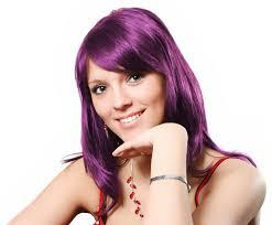مدل رنگ مو فانتزی دخترانه.مدل مو فشن