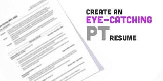 Physical Therapy Resume Sample by Resume Tips For New Grad Physical Therapists New Graduate