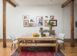 dumbo brooklyn apartment for rent 81 washington street loft style dumbo pad has rustic exposed beams skylit office space for 5 545 a month