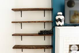 wall mounted component shelves trend cheap shelves for wall 78 about remodel wall mount component