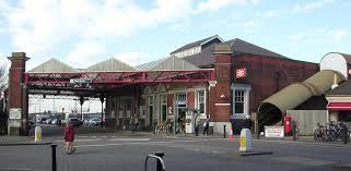 Hove railway station