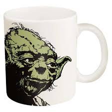 yoda coffee mug for sale yoda zak zak designs