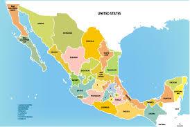 San Luis Potosi Mexico Map by Map Mexico