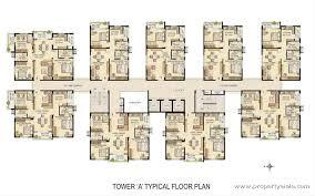 Servant Quarters Floor Plans Raheja Vistas Nacharam Hyderabad Propertywala Com